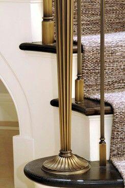 Best Stair Newel Stair Detail Circular Stairs Stairs Handle 400 x 300