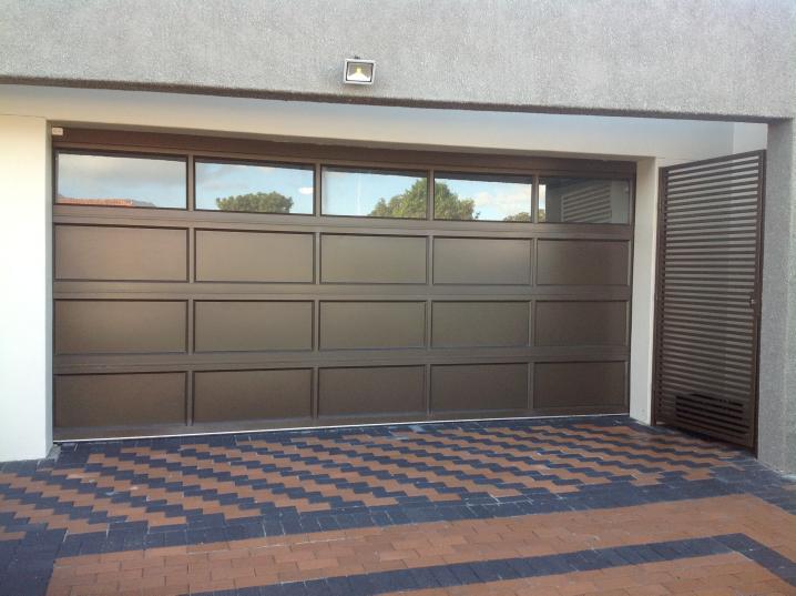 porton aluminio portones aluminio pinterest garage