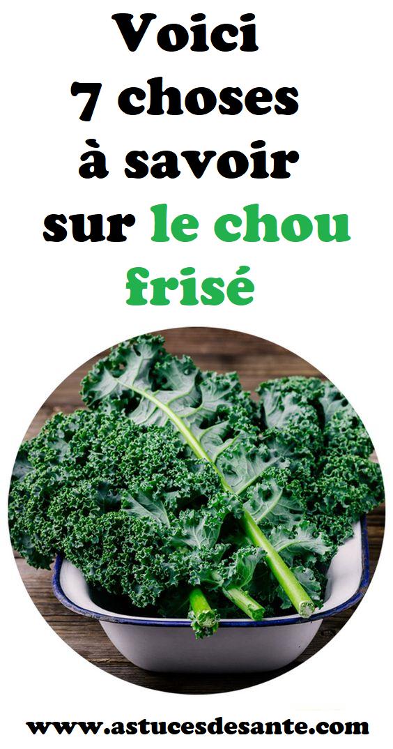 Voici 7 Choses A Savoir Sur Le Chou Frise Choufrise Sante Santenaturelle Food Herbs Parsley