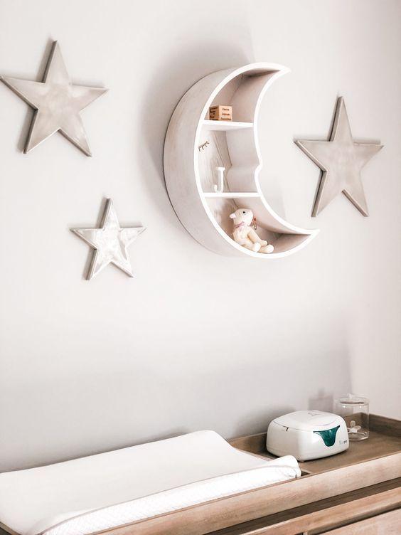 Photo of 35 Nursery Shelf Decor Ideas & Styling Tips   momooze