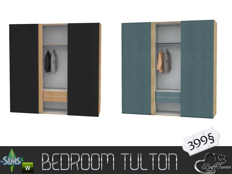 BuffSumm's Tulton Bedroom Dresser