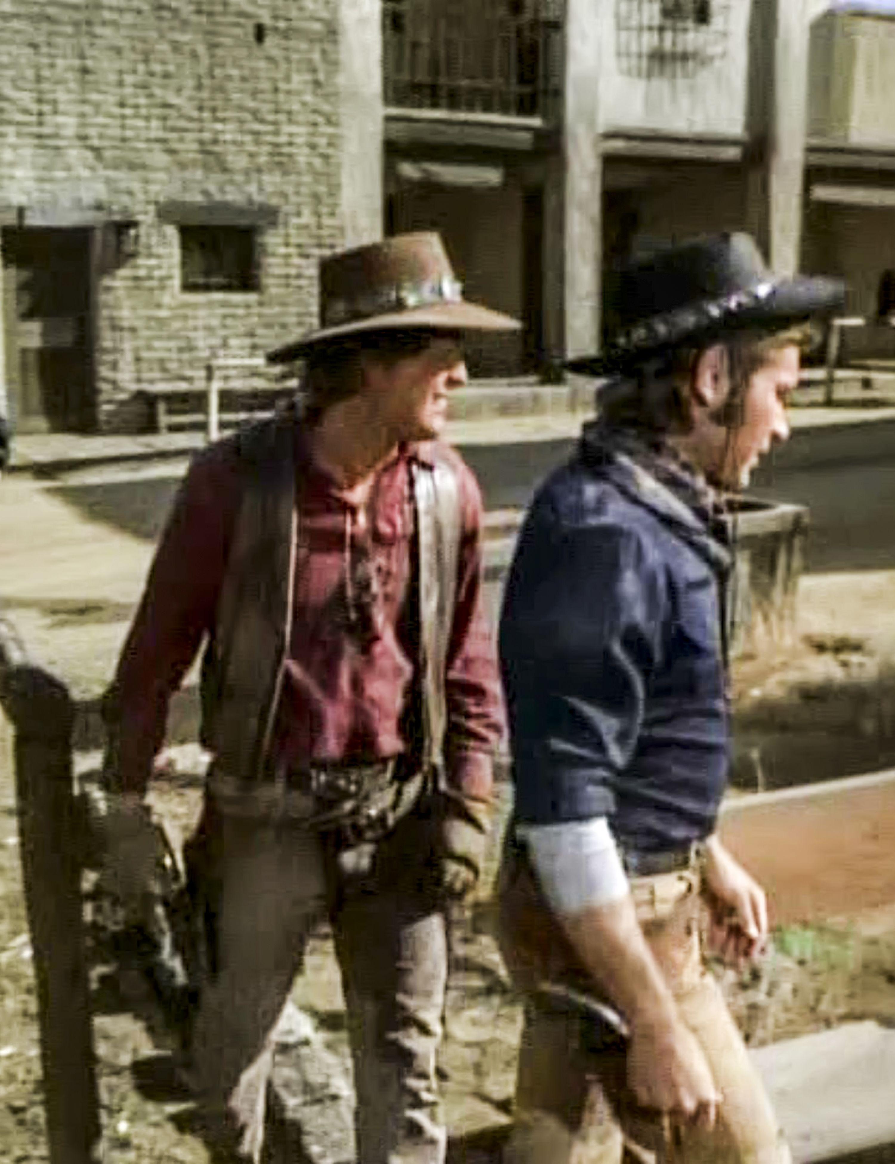 Western Tv Show Alias Smith Jones Hannibal Heyes Kid Curry Starring Pete Duel Ben