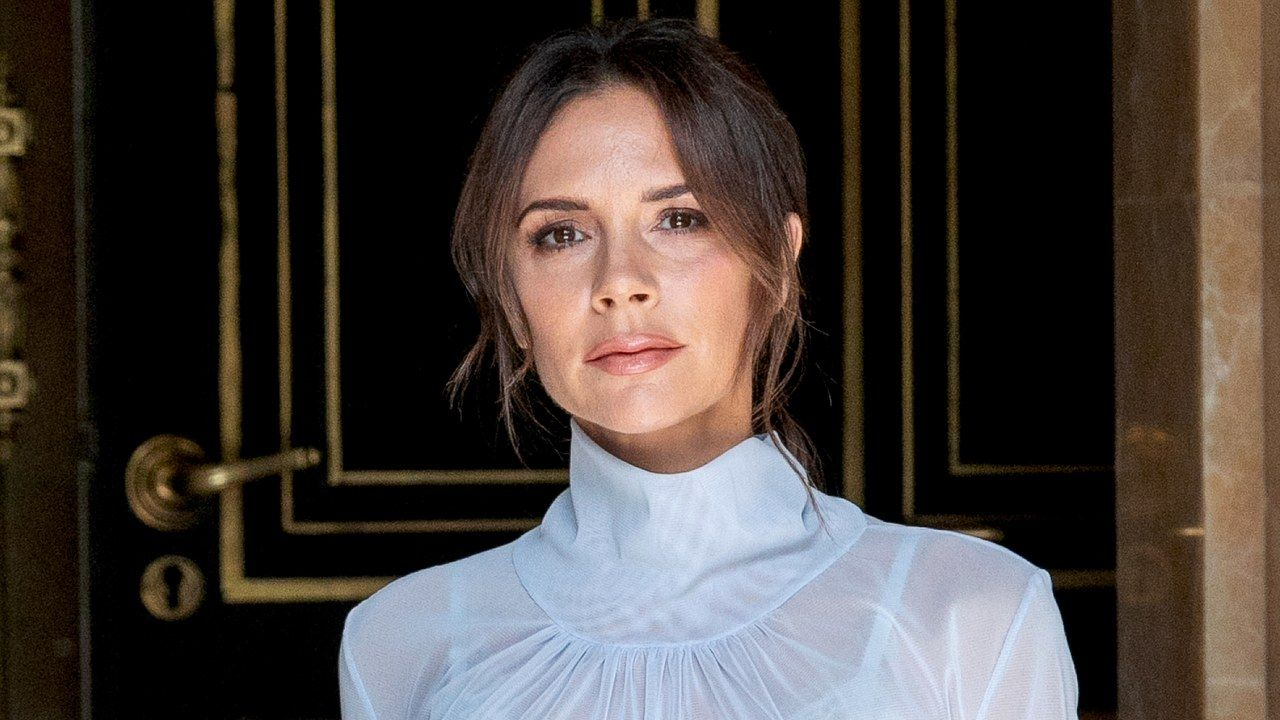 Victoria Beckham Is Launching Her Own Beauty YouTube