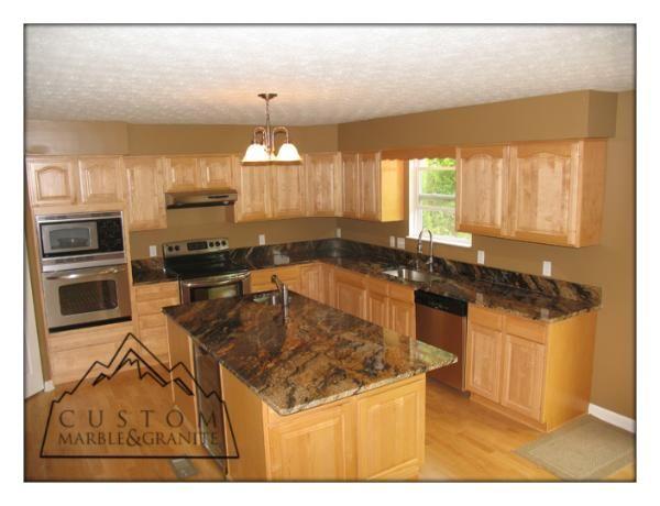 Magma Gold Granite Price   Eniter kitchen Done WIth Magma ...