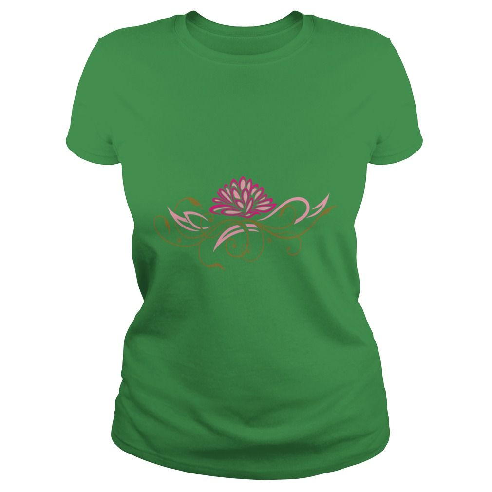 Large lotus flower with filigree ornament womens premium t large lotus flower with filigree ornament womens premium t shirt izmirmasajfo Images