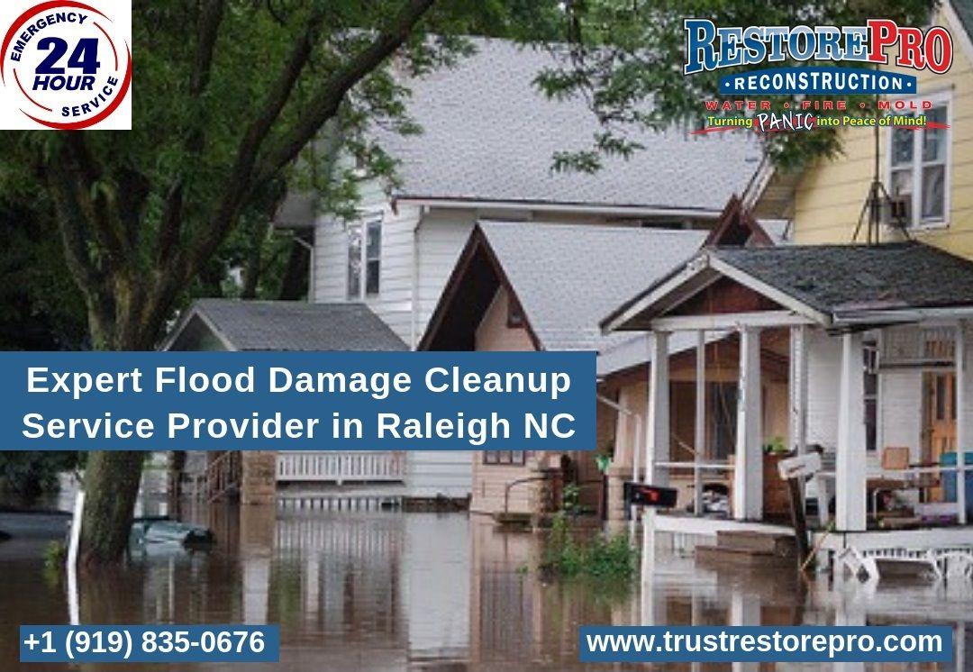 Flood Damage Repair Flood Damage