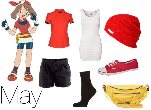 """""""May/ Pokemon"""" by apparelala on Polyvore"""