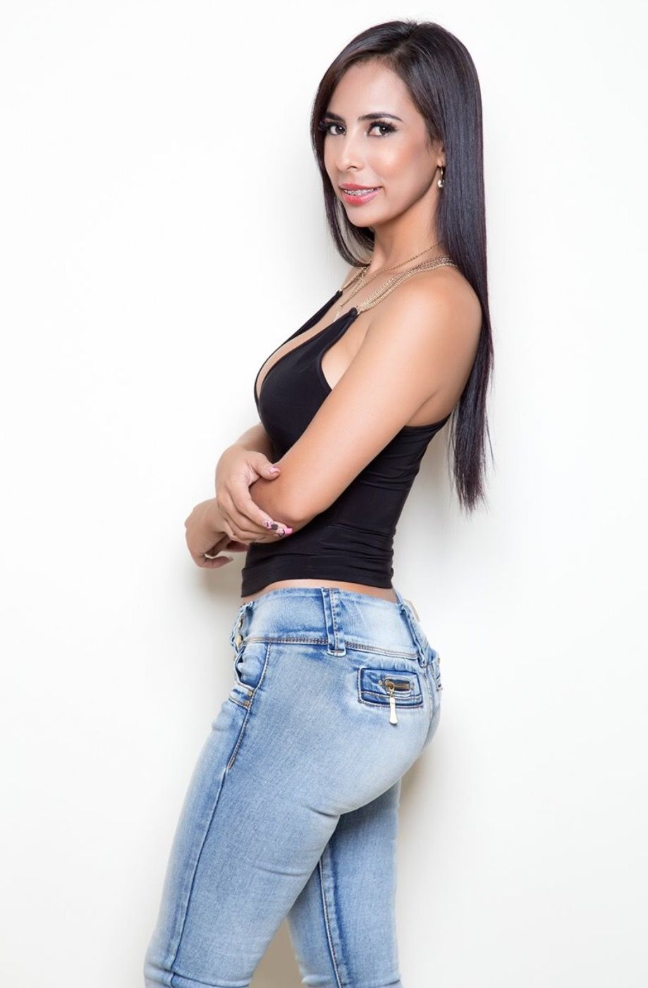 Pin on Sexy Booty Jeans