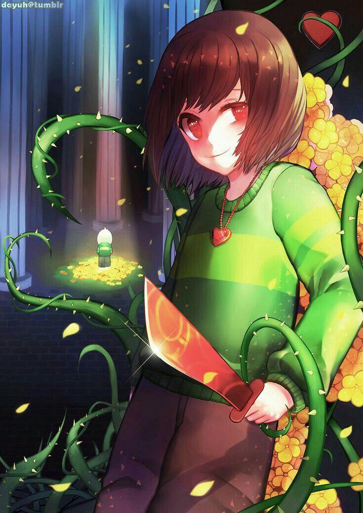 Pin de FσNαcѕ em Uиdεятαlε Fan art, Arte anime, Undertale
