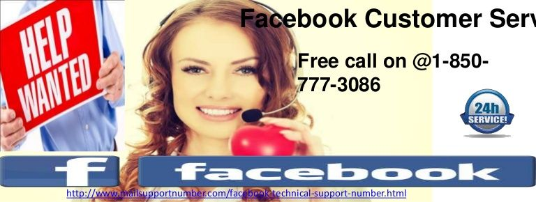 Avail Facebook Customer Service 1-850-777-3086 To Know About Chat ProcessDon