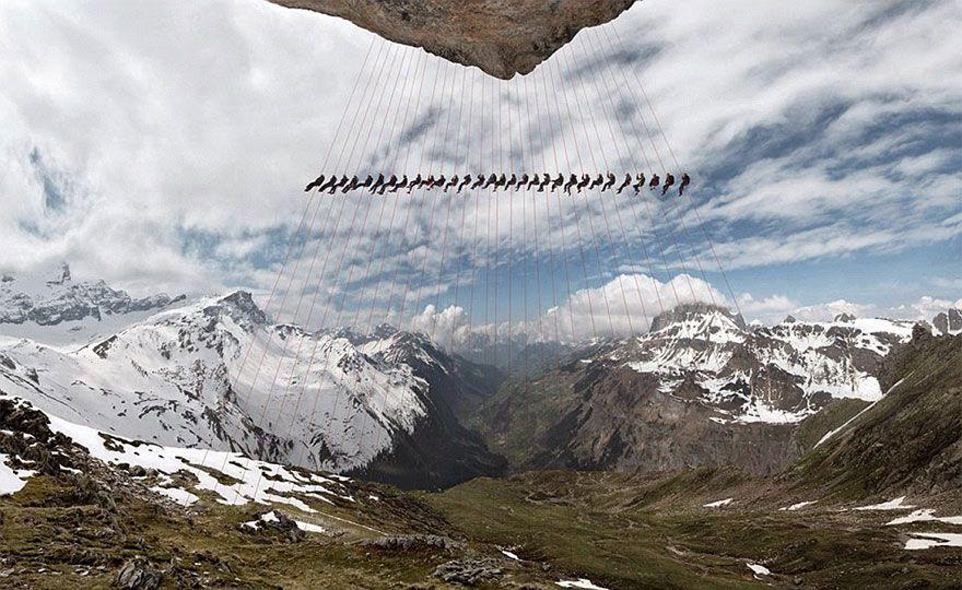Alpine Mountain Photography Matterhorn Mountain