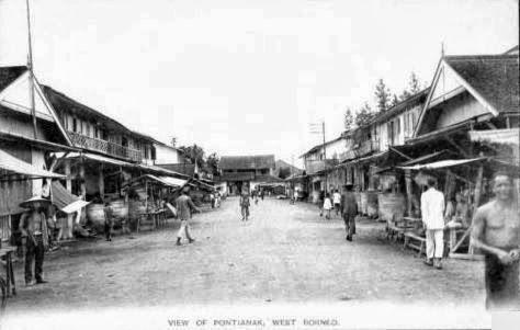 Opoi Pontianak Indonesia Ca 1910 20s Indonesia Pontianak Borneo