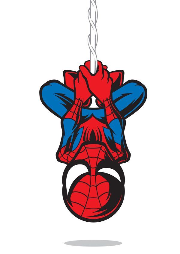 Spider Man Hanging From Web 1000 Images About Spiderman On Pinterest