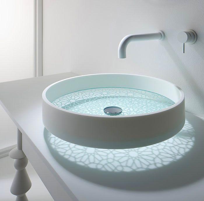 Dieses Waschbecken Das Ich Vermutlich Stundenlang Anstarren