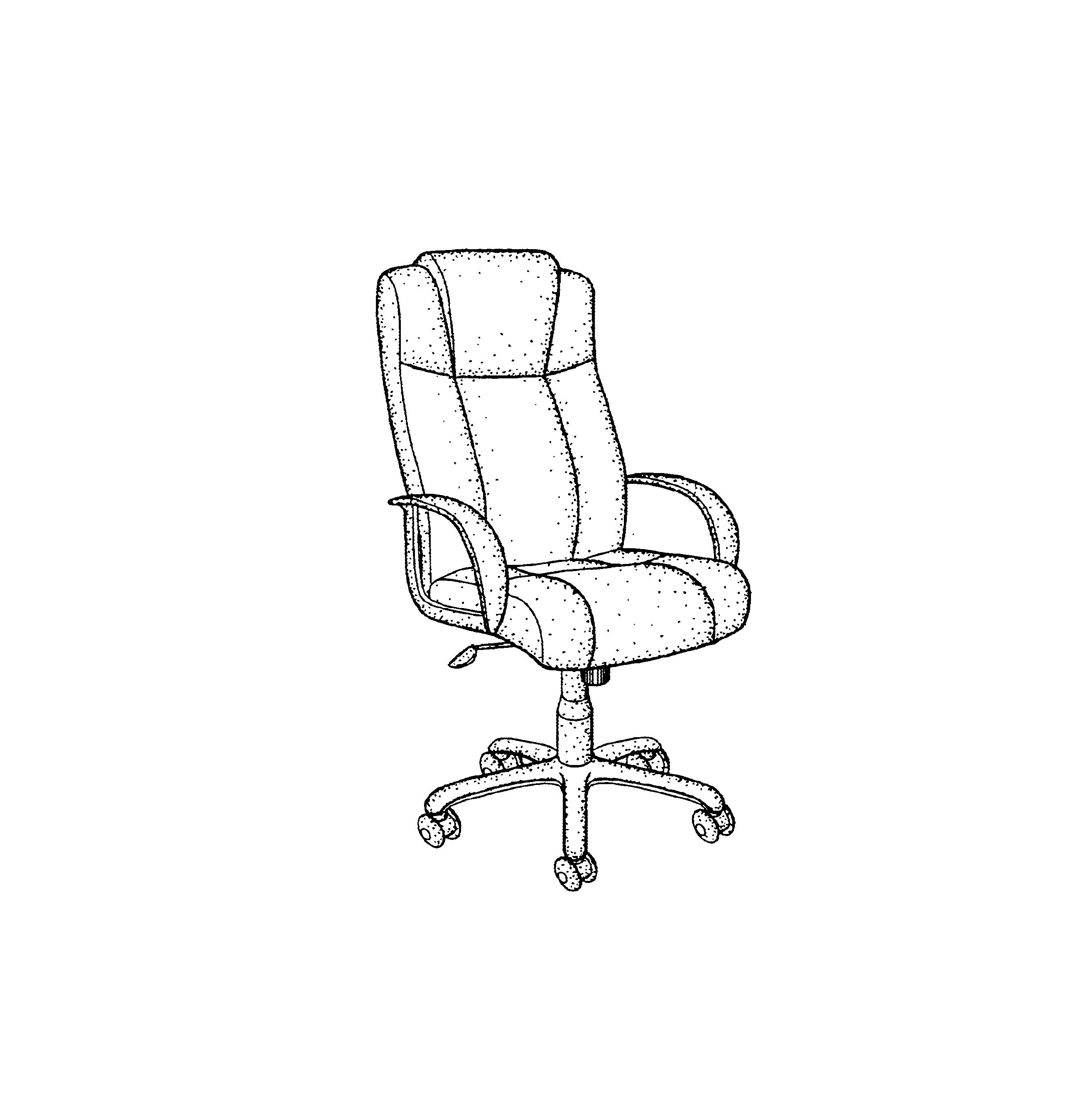Office Chair Sketch Office Makeover Office Chair Desk Chair
