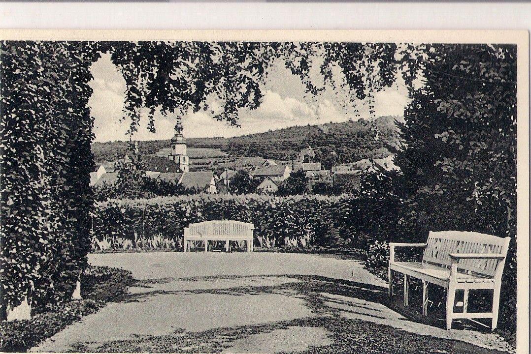Weidenpark 1939