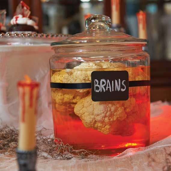 Halloween Decorating Ideas: Haunted House