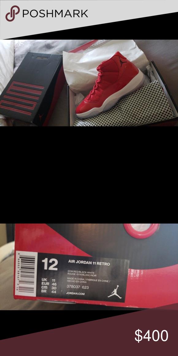 timeless design 60872 458a7 Authentic Jordan 11 Brand new never worn size 12 Jordan ...