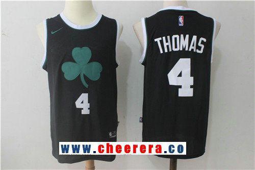 ... Green Stitched NBA Jersey Mens Boston Celtics 4 Isaiah Thomas Black  2017-2018 Nike Swingman Stitched NBA Jersey ... 91bcb02c5