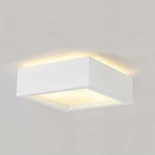 43 arbeitszimmer wand deckenleuchte gl 104 e27 eckig - Deckenlampe arbeitszimmer ...