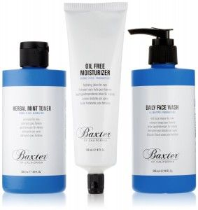 Good Christmas Gifts For 14 Year Old Boys Baxter Of California Skin Care Kit Oil Free Moisturizers
