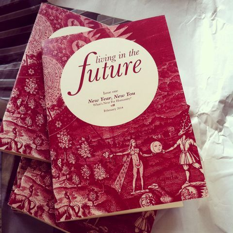 Living in the Future Issue 1