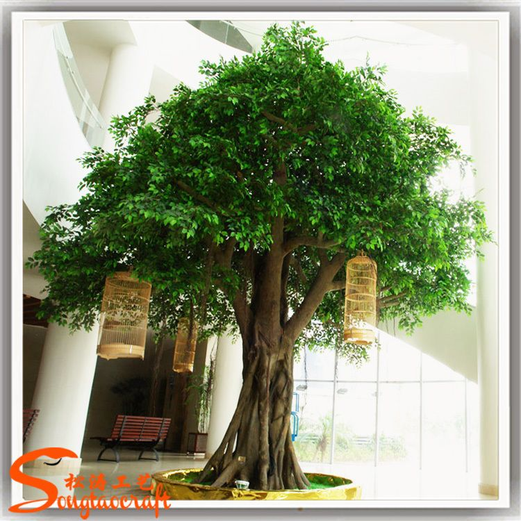 How To Make A Fake Tree My Web Value Artificial Plants Outdoor Artificial Tree Artificial Garden Plants