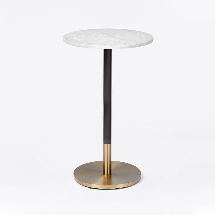 White Marble Bar Table In 2021 White Marble Bar Marble Bar Bar Table