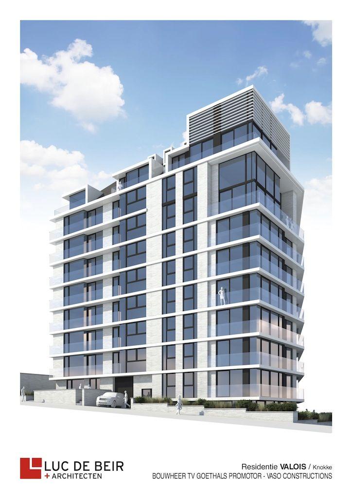 Projecten: Nieuwbouwproject Duinbergen, Ref. 14 / Valois - vastgoed - Livimmo