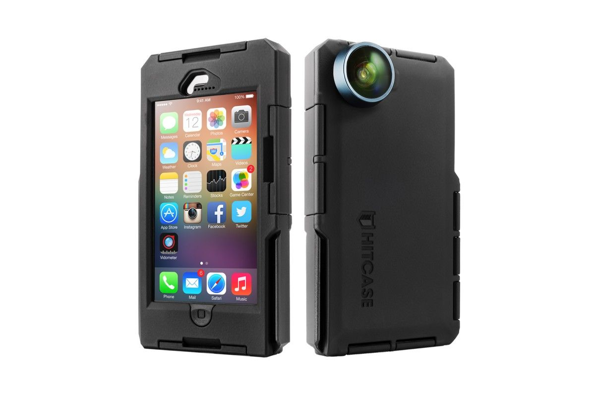 Hitcase PRO+ for iPhone 5s/5c/5