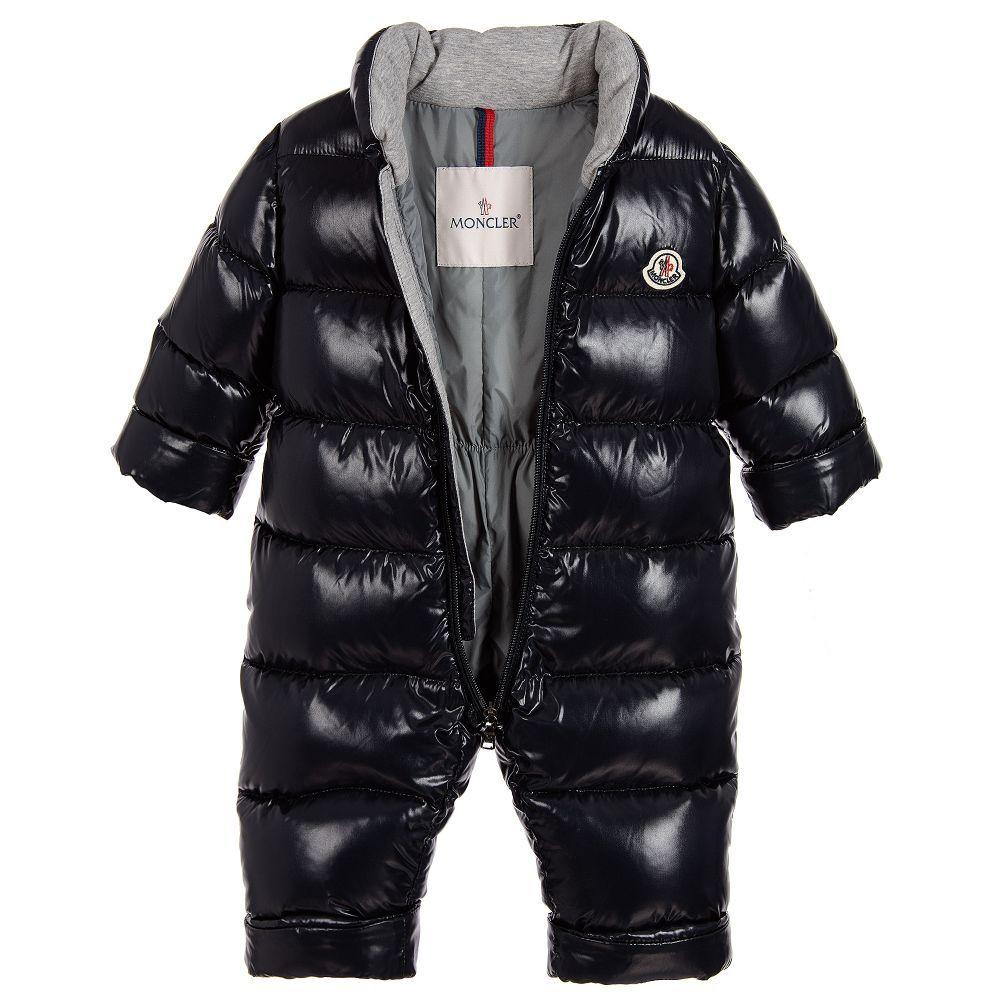 8fd53d3e296d new release abdf9 e05ed moncler girls new crystal snowsuit ...