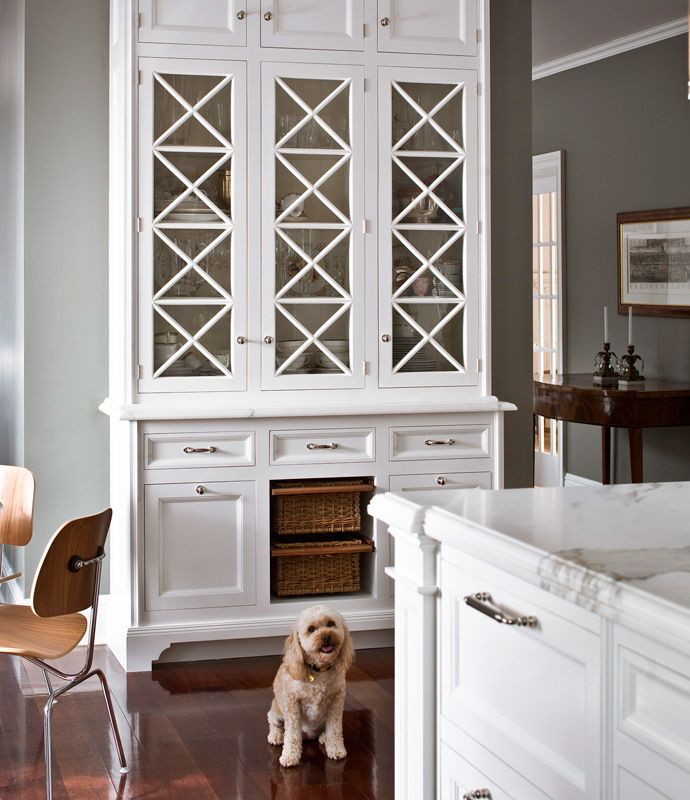 Kitchen Without Furniture: Storage Ideas For Kitchens Without Upper Cabinets In 2018