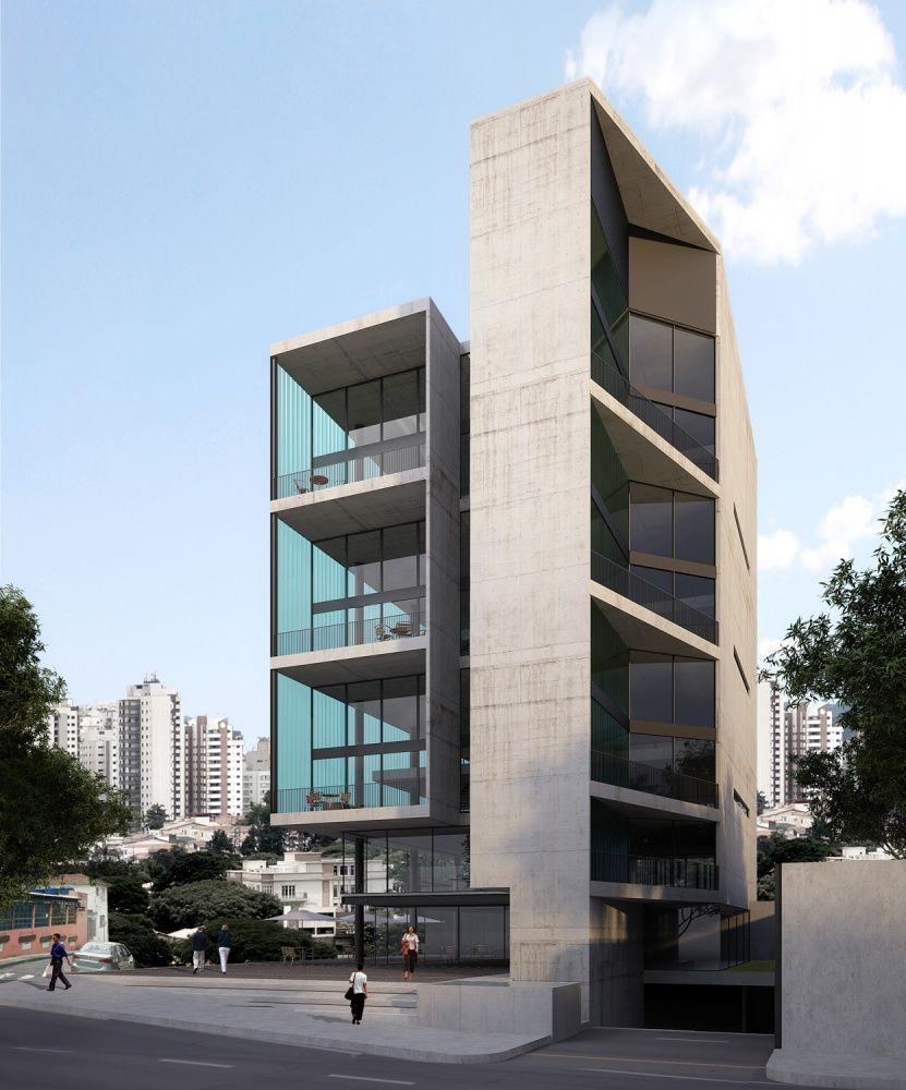 Pin de yousef shishan en architecture pinterest for Edificios modernos minimalistas