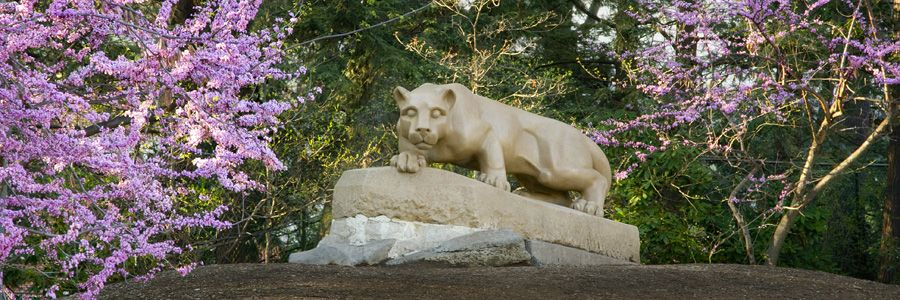 Nittany Lion Shrine Photos By William Ames Nittany Lion Penn State Penn State Nittany Lions