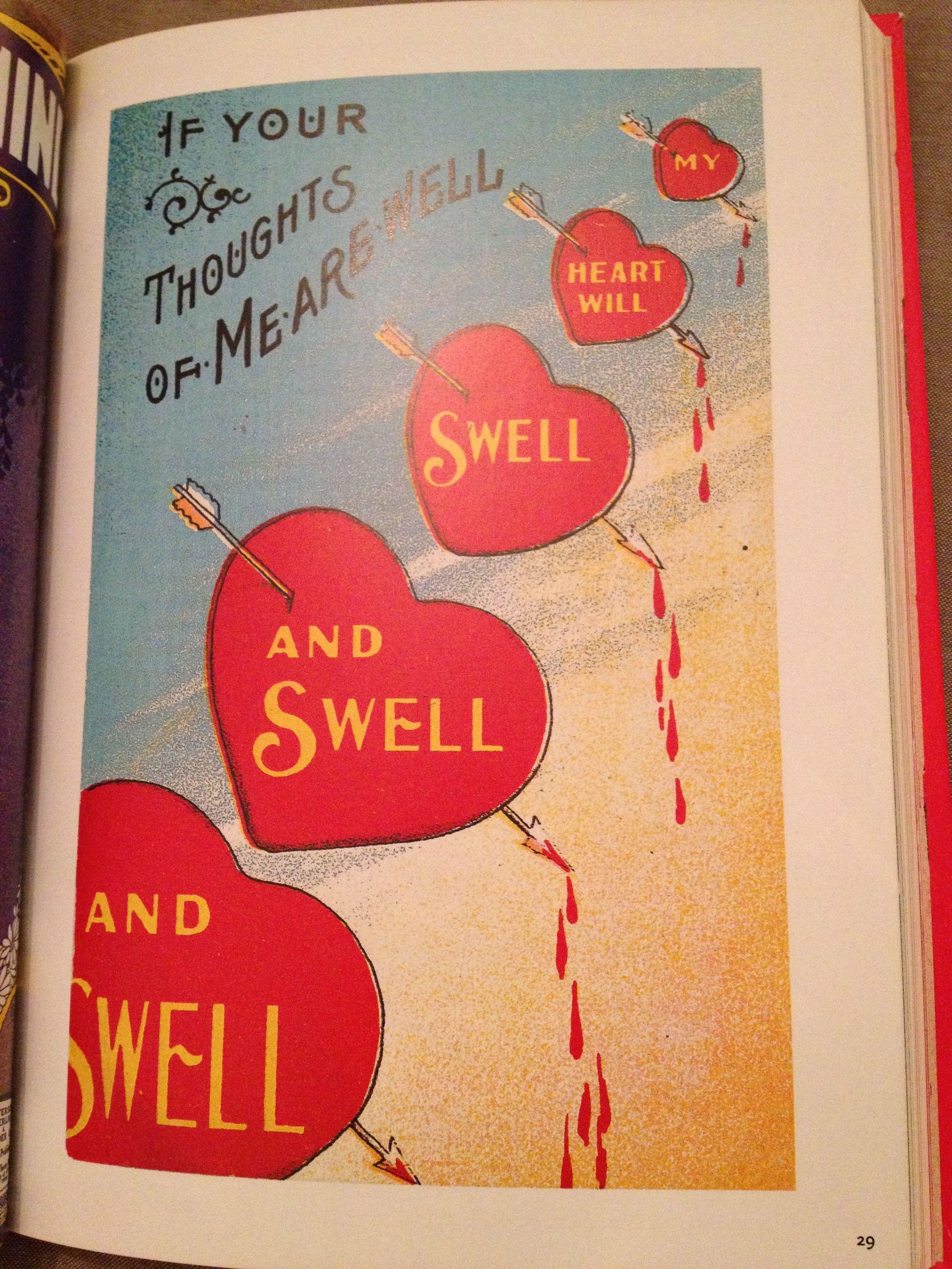 layouts Vintage valentine