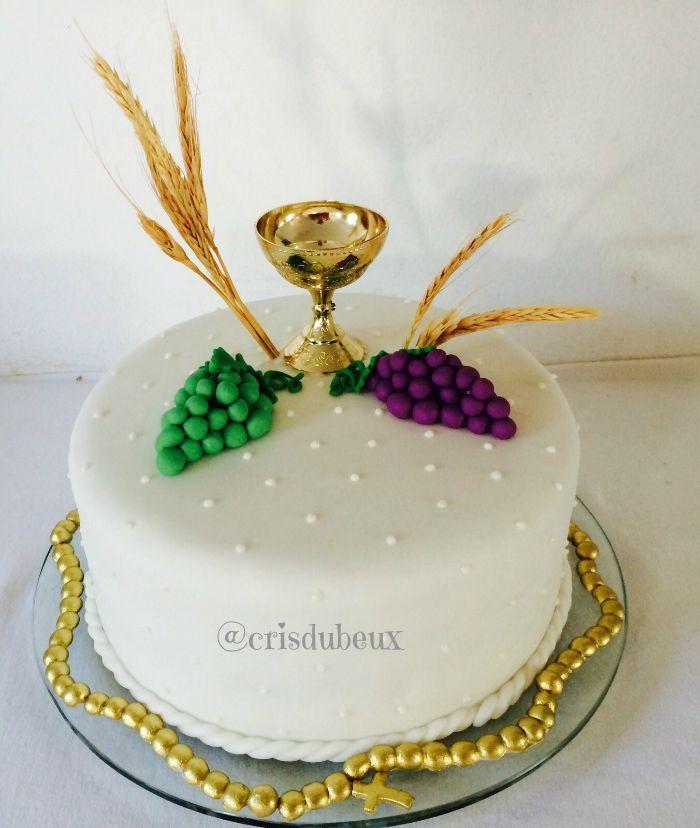 bolos primeira comunhão meninos   Pesquisa Google | Primera