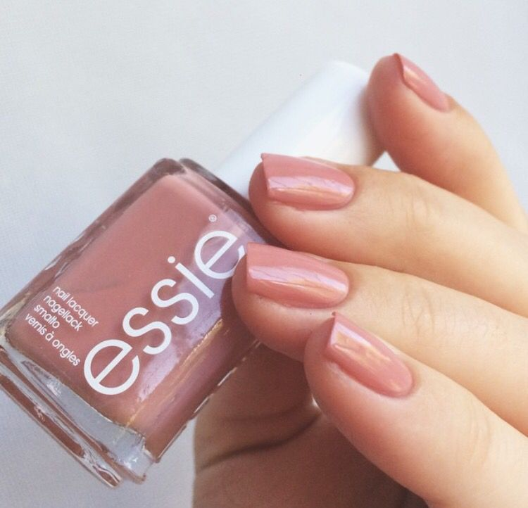 Essie\'s Eternal Optimist // The perfect neutral pink! | What Jess\'s ...