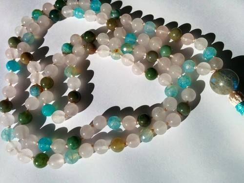 Mala Making workshop with Emilie Saturday, May 9th, 2015 @ 10am Cost