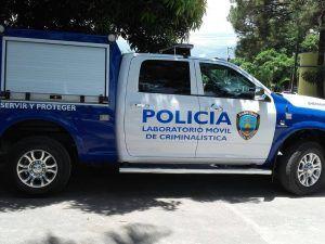 La Ceiba ya cuenta con laboratorio móvil de criminalistica