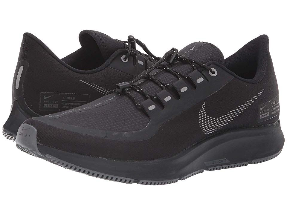 on sale 63e22 95c36 Nike Air Zoom Pegasus 35 Shield (Black/Anthracite/Anthracite ...