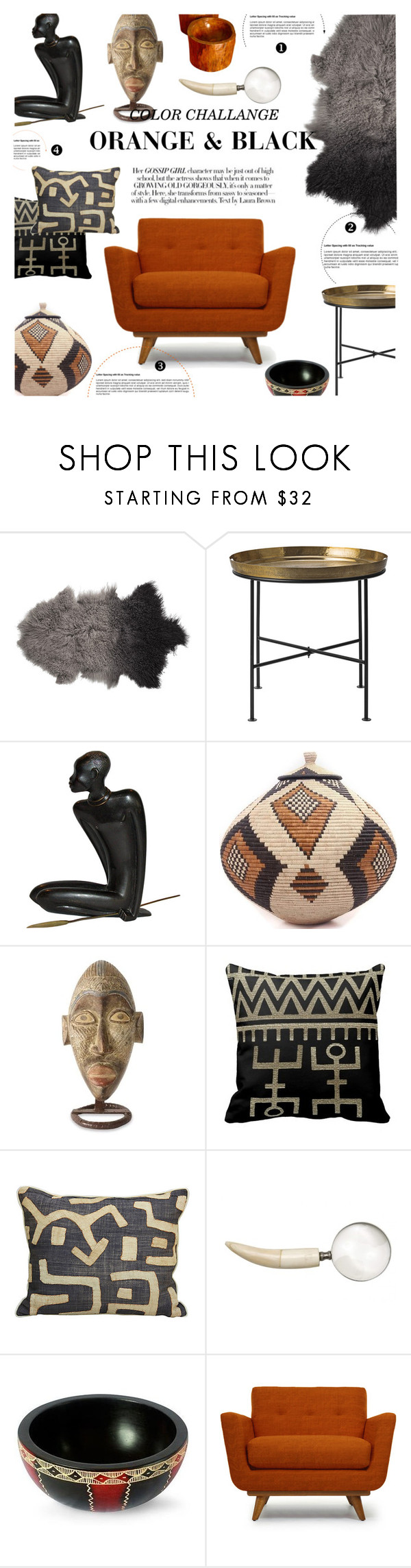 """Untitled #357"" by zitanagy ❤ liked on Polyvore featuring interior, interiors, interior design, дом, home decor, interior decorating, Bloomingville, DAY Birger et Mikkelsen, NOVICA и Jayson Home"