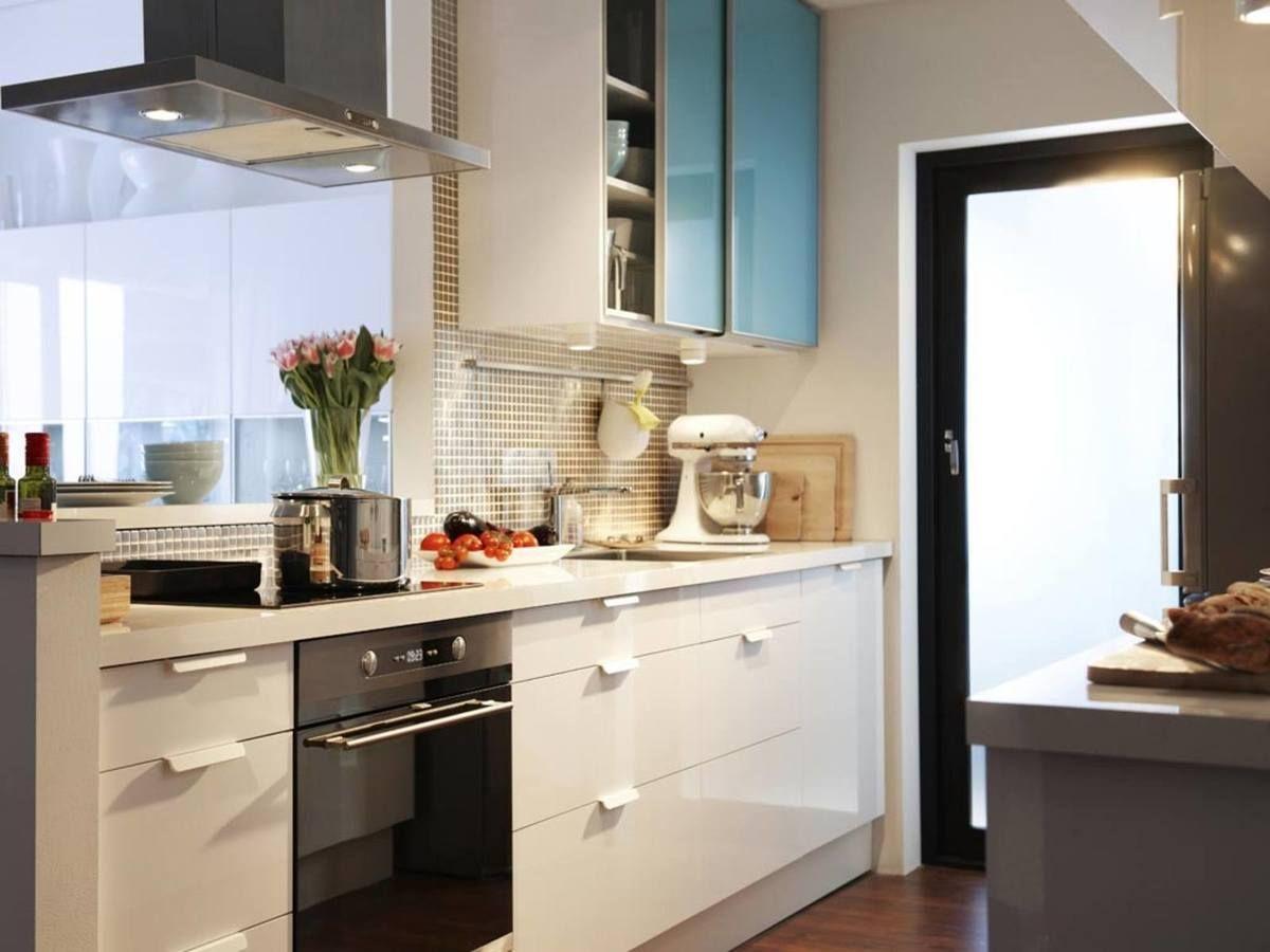 Más de fotos de cocinas pequeÑas modernas de además de