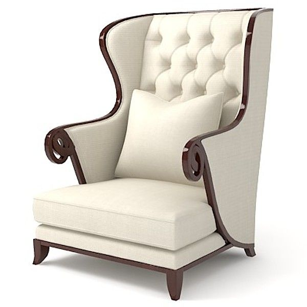 Gentil Christopher Guy Wing Chair