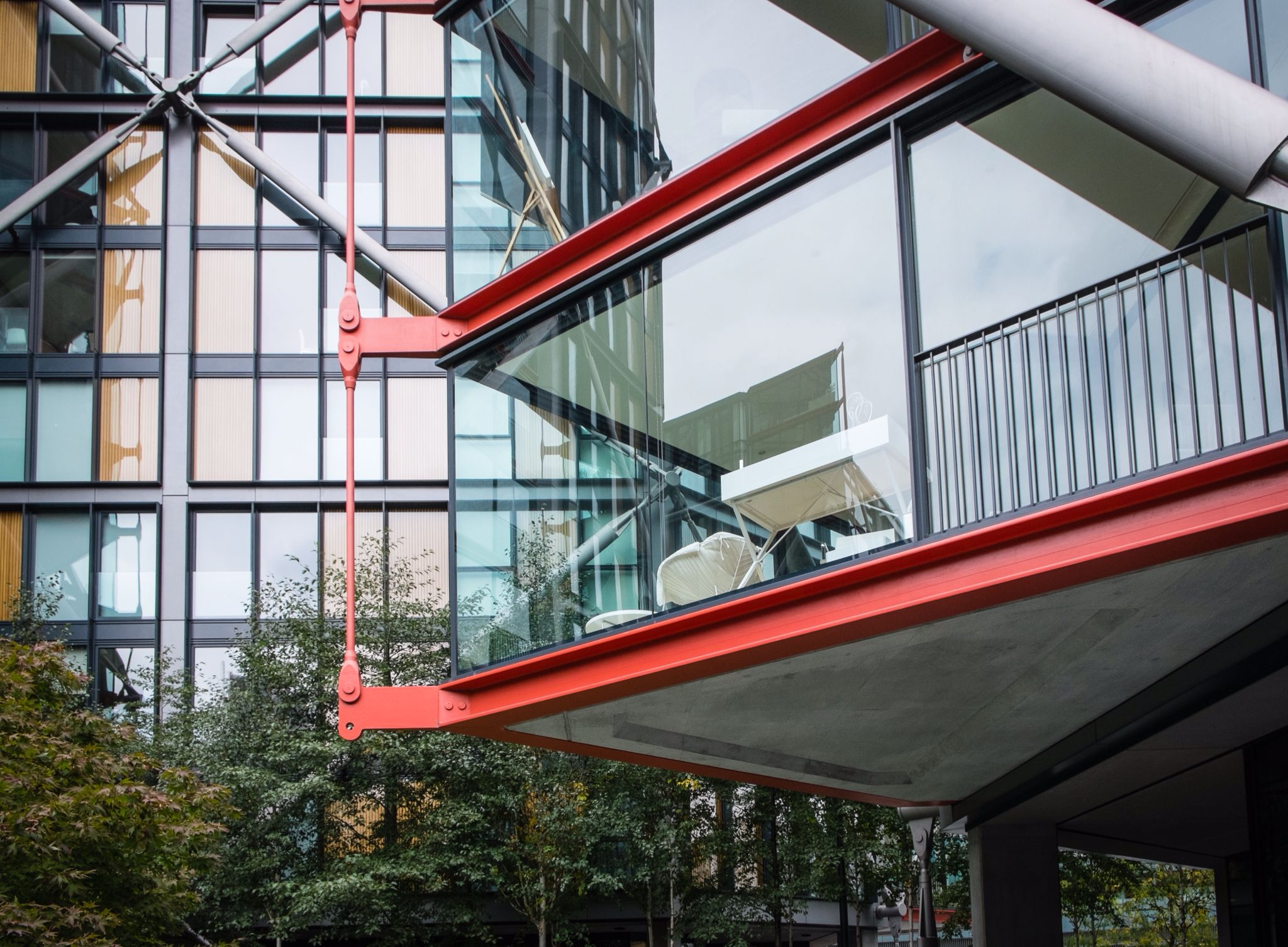 Studio reed jonathan reed s spare crafted interior design - Neo Bankside Neo Bankside Pinterest Architecture