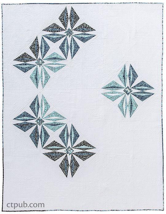 Paper Pieced Modern by Amy Garro #PaperPiecedModern   geometry ...