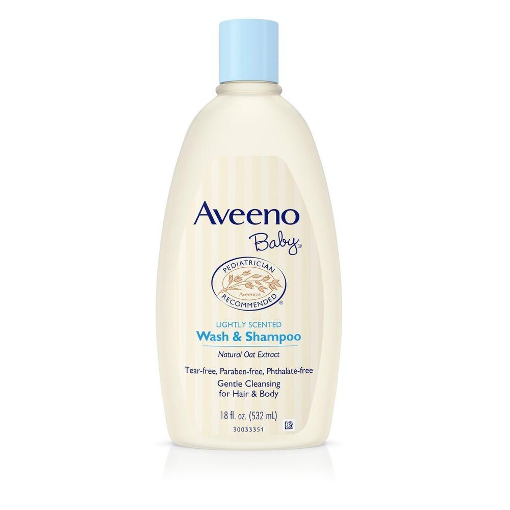 Aveeno Baby Wash Shampoo Baby Shampoo Baby Body Baby Skin Care