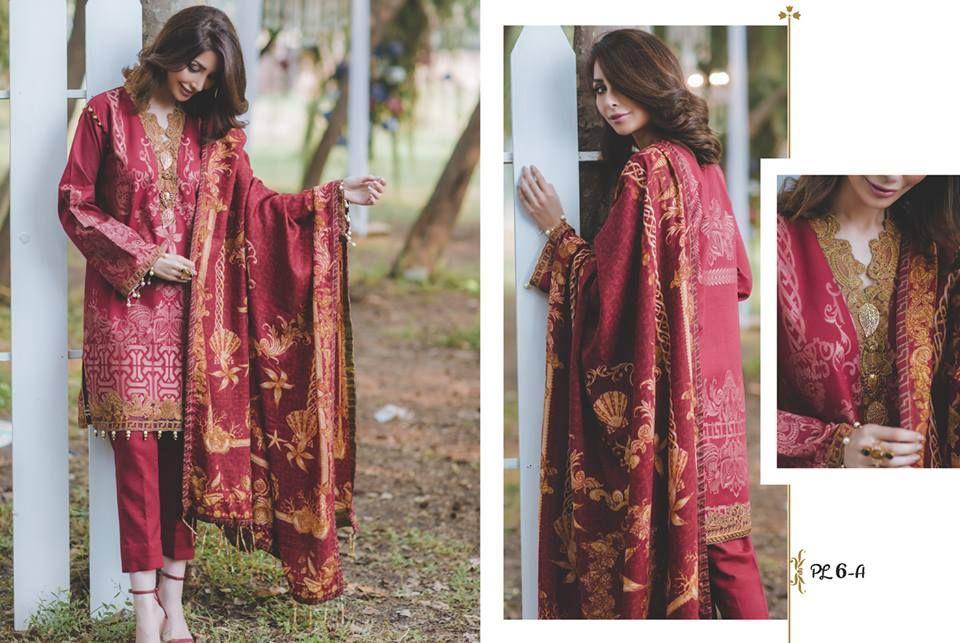 7ec9df1754 Rang Rasiya Premium Winter Collection 2019 - PK Vogue | 1000 Designs ...