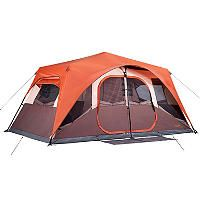 Denali 8 Person Instant Cabin Tent (14u0027 x 10u0027) - Samu0027s Club  sc 1 st  Pinterest : ez up tent sams club - memphite.com