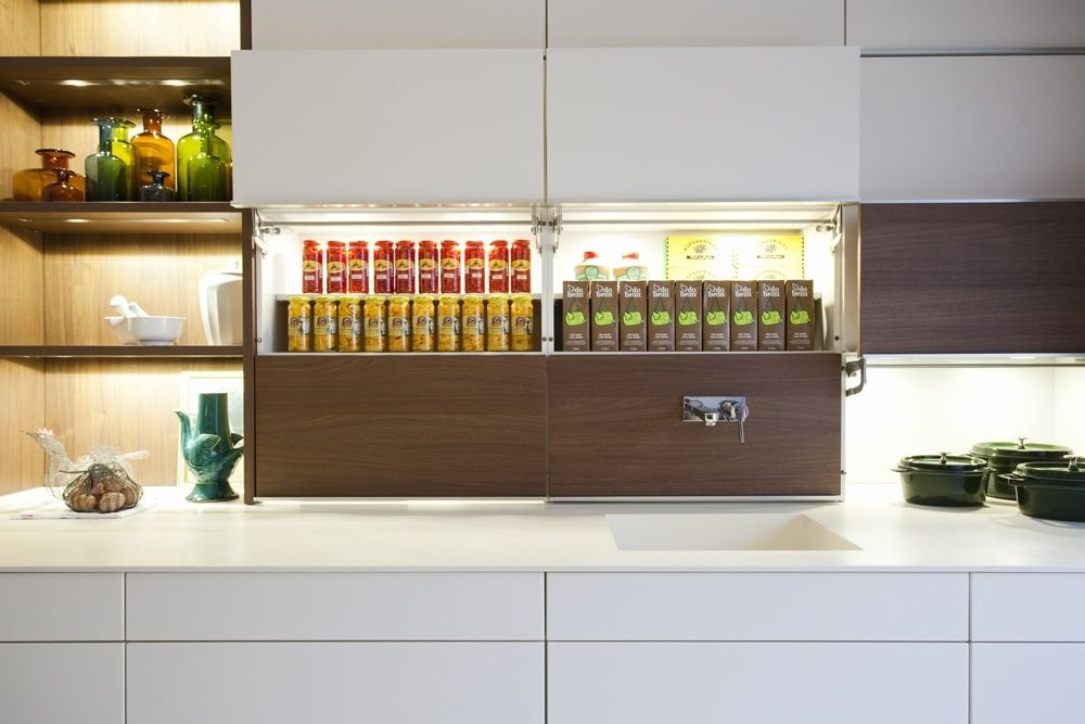 foorni pl  Showroom brazylijskiego butiku Leicht   -> Kuchnia Bez Uchwytów