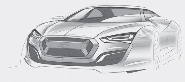 SketchBook on Behance | Sketching | Pinterest | Auto skizze, Skizzen ...